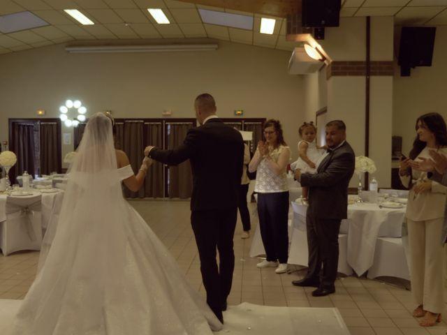 Le mariage de Maxime et Romaella à Denain, Nord 13