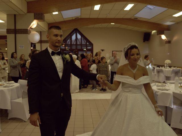 Le mariage de Romaella et Maxime