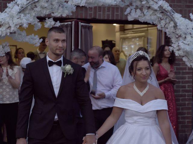 Le mariage de Maxime et Romaella à Denain, Nord 1