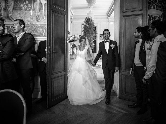 Le mariage de Nihal et Ines à La Courneuve, Seine-Saint-Denis 19