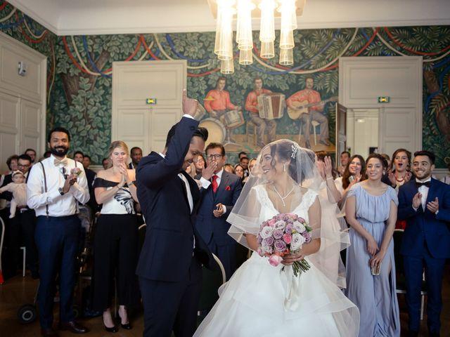Le mariage de Nihal et Ines à La Courneuve, Seine-Saint-Denis 20