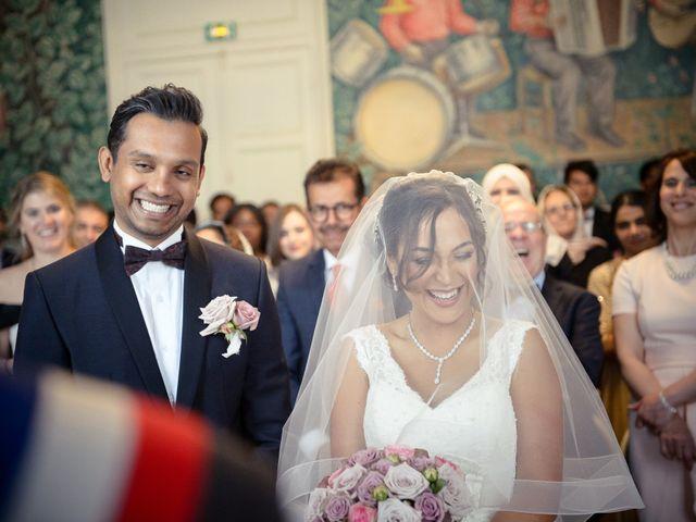 Le mariage de Nihal et Ines à La Courneuve, Seine-Saint-Denis 21