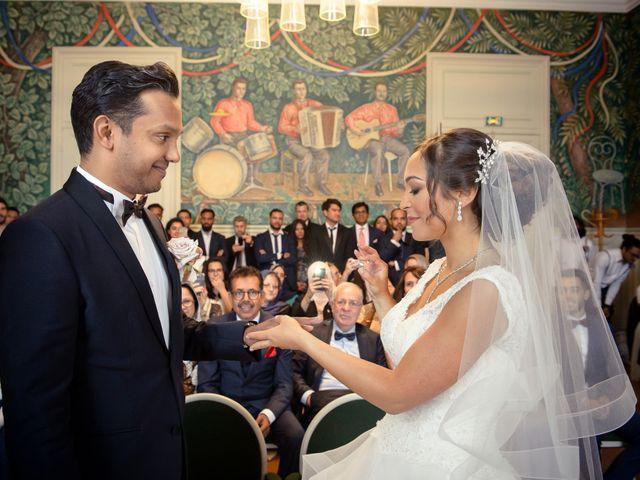 Le mariage de Nihal et Ines à La Courneuve, Seine-Saint-Denis 24