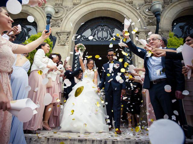 Le mariage de Nihal et Ines à La Courneuve, Seine-Saint-Denis 25