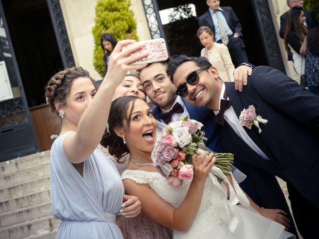 Le mariage de Nihal et Ines à La Courneuve, Seine-Saint-Denis 26