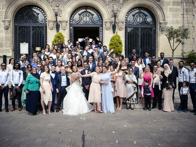 Le mariage de Nihal et Ines à La Courneuve, Seine-Saint-Denis 27