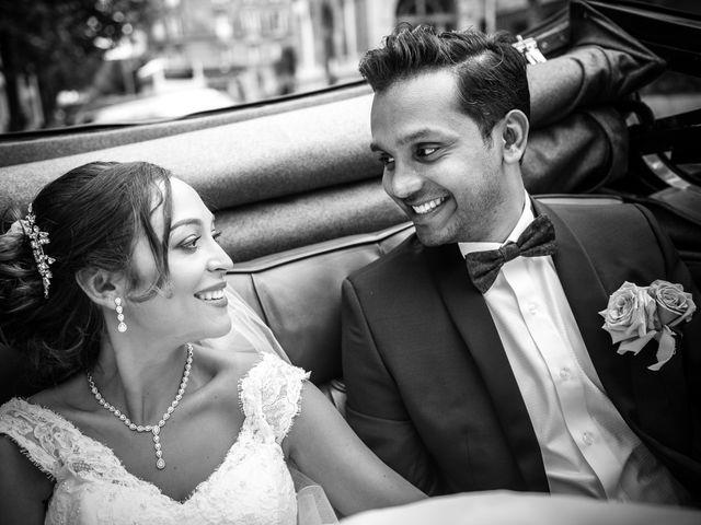 Le mariage de Nihal et Ines à La Courneuve, Seine-Saint-Denis 29