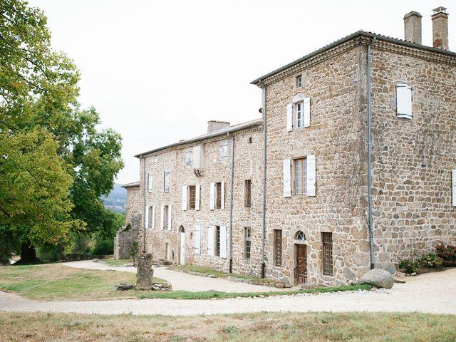 Le mariage de Antoine et Laurie à Saint-Romain-d'Ay, Ardèche 1