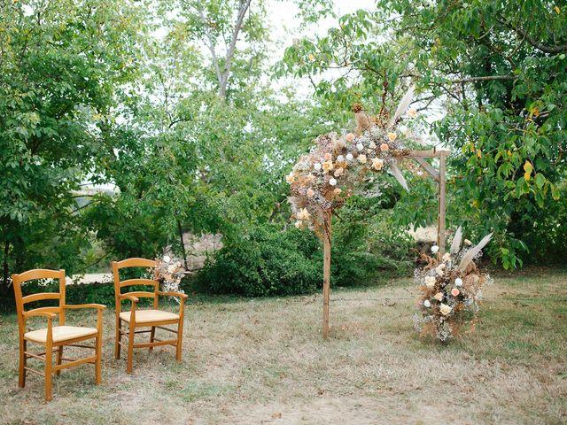 Le mariage de Antoine et Laurie à Saint-Romain-d'Ay, Ardèche 18