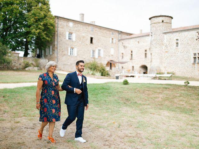 Le mariage de Antoine et Laurie à Saint-Romain-d'Ay, Ardèche 90