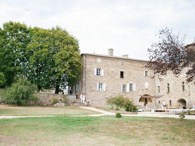 Le mariage de Antoine et Laurie à Saint-Romain-d'Ay, Ardèche 92