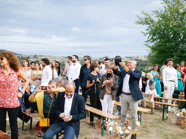 Le mariage de Antoine et Laurie à Saint-Romain-d'Ay, Ardèche 93