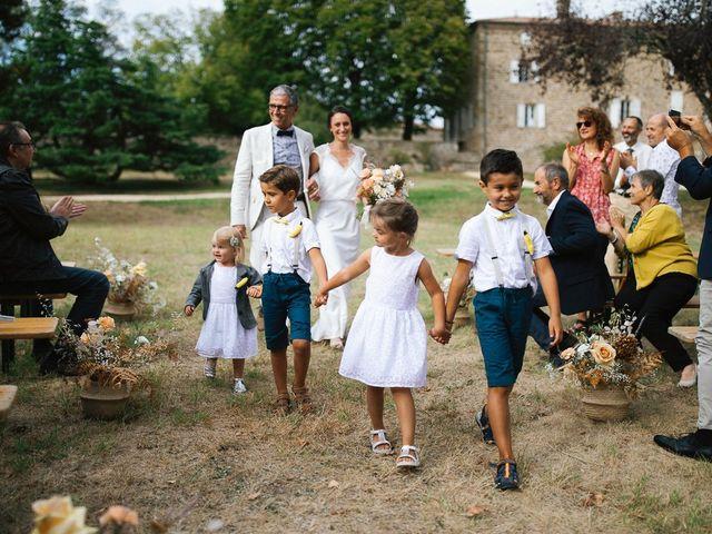 Le mariage de Antoine et Laurie à Saint-Romain-d'Ay, Ardèche 94