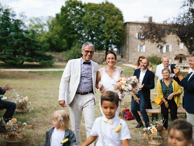 Le mariage de Antoine et Laurie à Saint-Romain-d'Ay, Ardèche 95