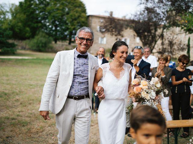 Le mariage de Antoine et Laurie à Saint-Romain-d'Ay, Ardèche 96