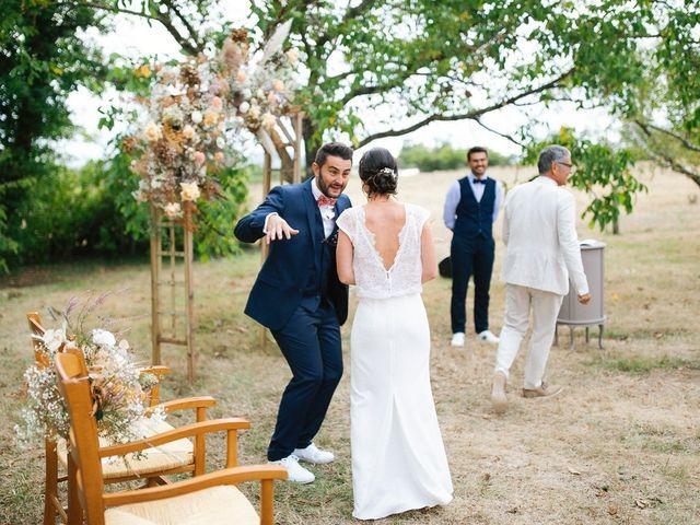 Le mariage de Antoine et Laurie à Saint-Romain-d'Ay, Ardèche 100