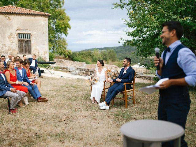 Le mariage de Antoine et Laurie à Saint-Romain-d'Ay, Ardèche 104