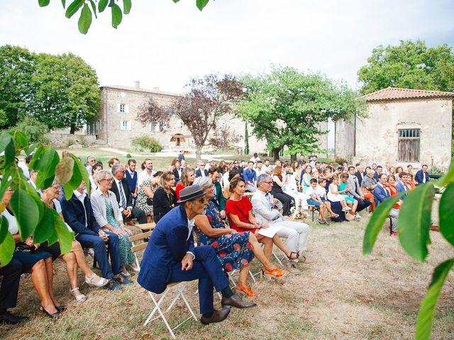 Le mariage de Antoine et Laurie à Saint-Romain-d'Ay, Ardèche 106