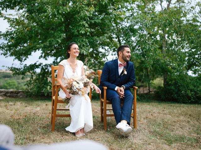 Le mariage de Antoine et Laurie à Saint-Romain-d'Ay, Ardèche 110