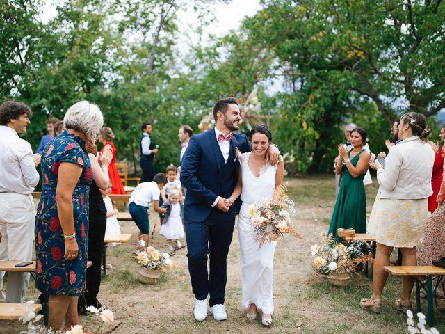 Le mariage de Antoine et Laurie à Saint-Romain-d'Ay, Ardèche 123