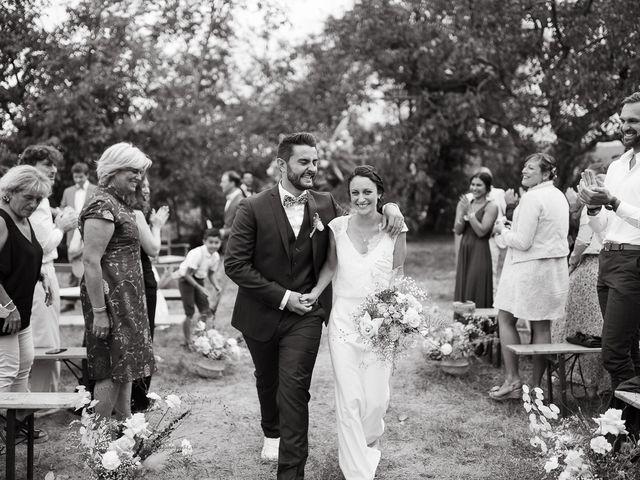 Le mariage de Antoine et Laurie à Saint-Romain-d'Ay, Ardèche 124