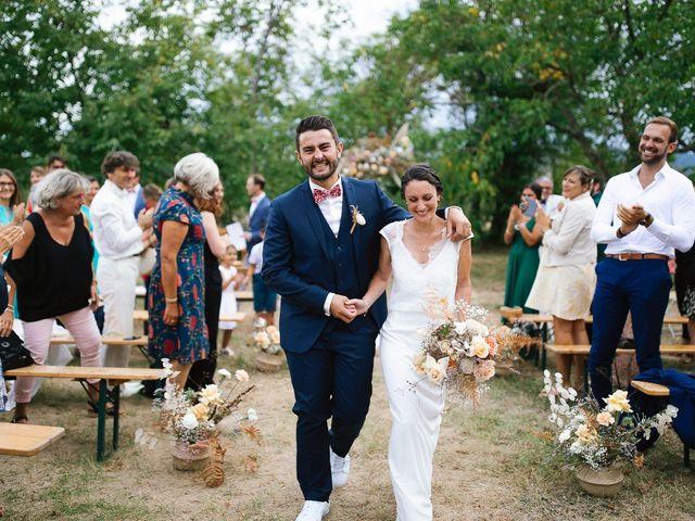 Le mariage de Antoine et Laurie à Saint-Romain-d'Ay, Ardèche 125