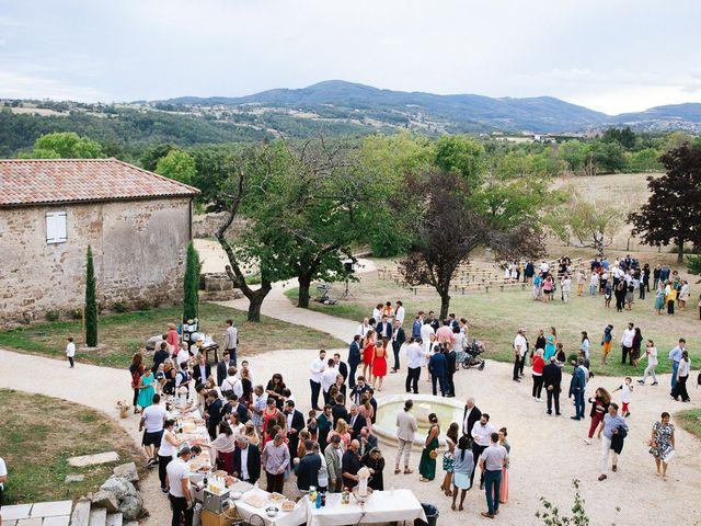 Le mariage de Antoine et Laurie à Saint-Romain-d'Ay, Ardèche 135