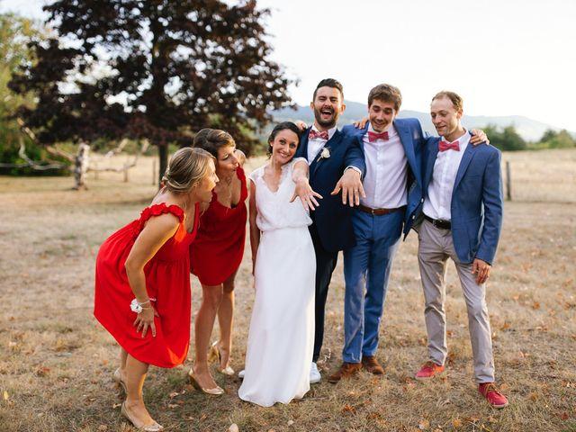 Le mariage de Antoine et Laurie à Saint-Romain-d'Ay, Ardèche 143