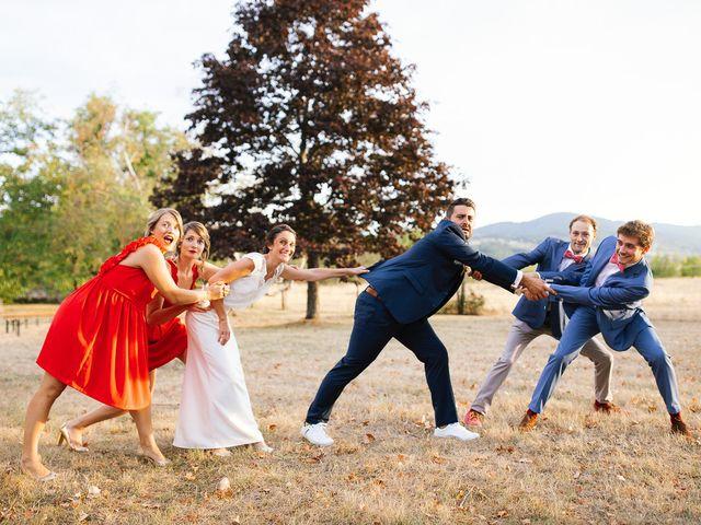 Le mariage de Antoine et Laurie à Saint-Romain-d'Ay, Ardèche 144