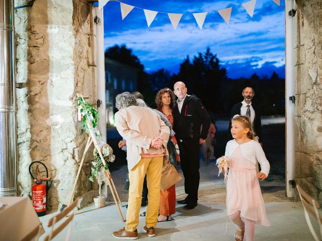 Le mariage de Antoine et Laurie à Saint-Romain-d'Ay, Ardèche 176