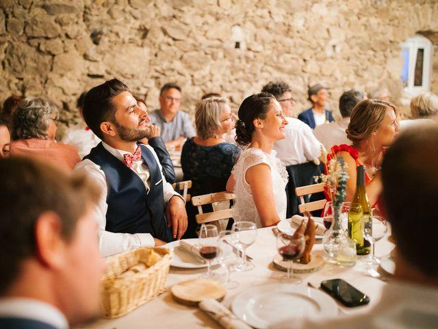 Le mariage de Antoine et Laurie à Saint-Romain-d'Ay, Ardèche 182
