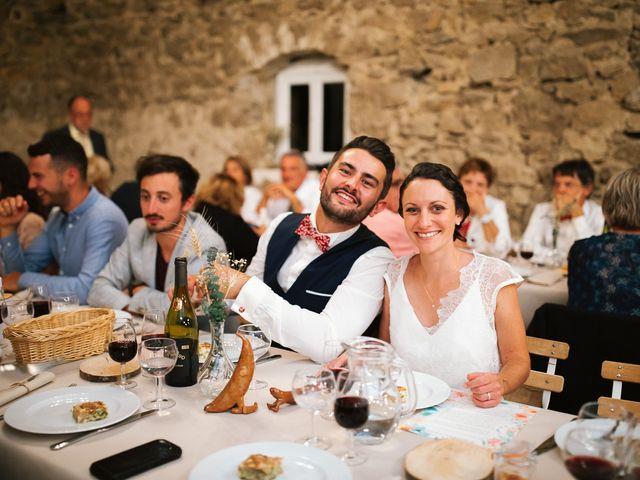 Le mariage de Antoine et Laurie à Saint-Romain-d'Ay, Ardèche 187