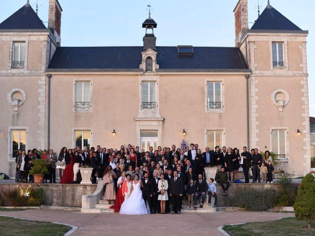 Le mariage de Janny et Michel à Fontenay-le-Comte, Vendée 1