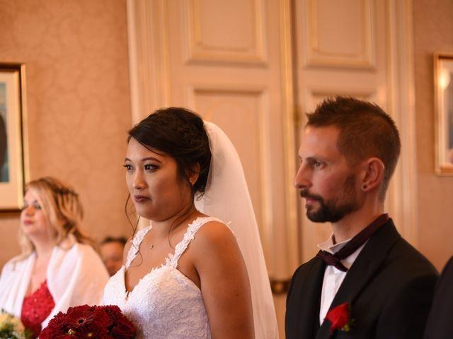 Le mariage de Janny et Michel à Fontenay-le-Comte, Vendée 3