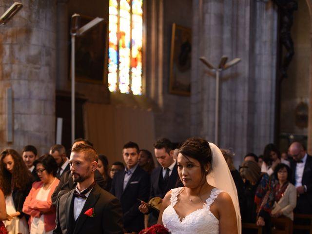 Le mariage de Janny et Michel à Fontenay-le-Comte, Vendée 5