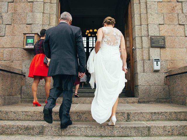 Le mariage de Yann et Anne à Perros-Guirec, Côtes d'Armor 5