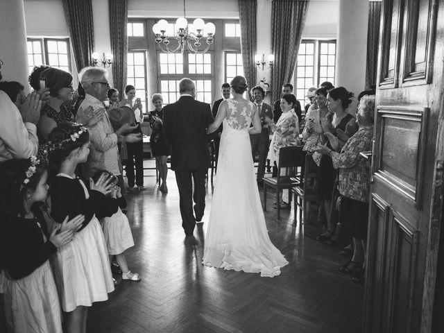 Le mariage de Yann et Anne à Perros-Guirec, Côtes d'Armor 9