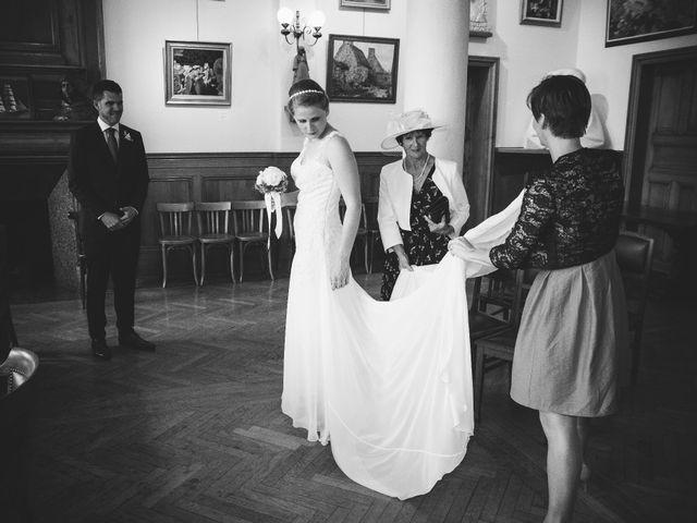 Le mariage de Yann et Anne à Perros-Guirec, Côtes d'Armor 11