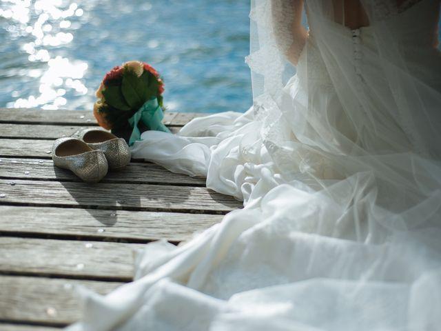 Le mariage de Jérôme et Valentine à Menthon-Saint-Bernard, Haute-Savoie 48