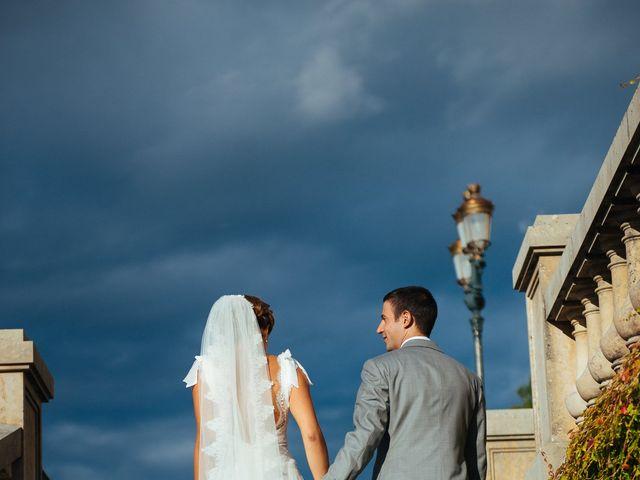 Le mariage de Jérôme et Valentine à Menthon-Saint-Bernard, Haute-Savoie 50