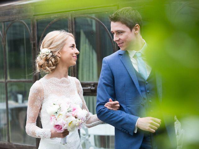 Le mariage de Julien et Julie à Hermeray, Yvelines 28