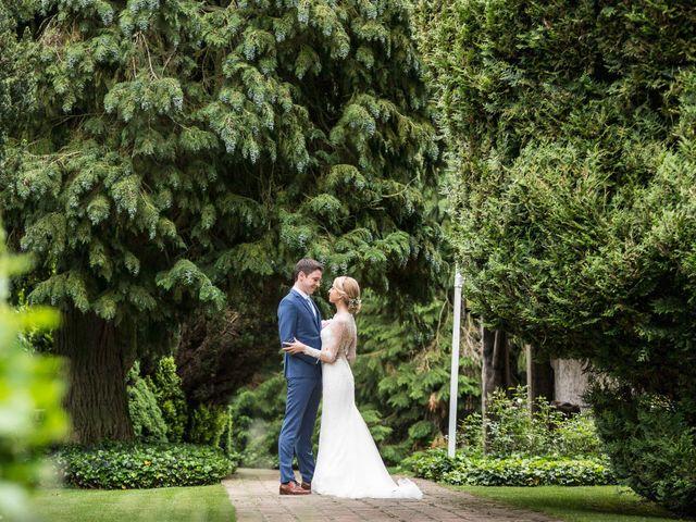 Le mariage de Julien et Julie à Hermeray, Yvelines 31
