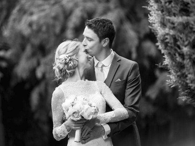 Le mariage de Julien et Julie à Hermeray, Yvelines 32