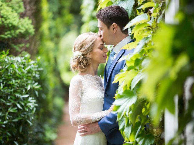 Le mariage de Julien et Julie à Hermeray, Yvelines 33