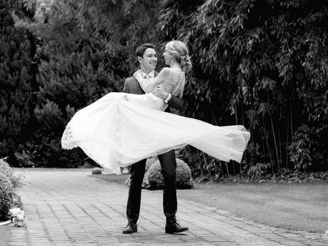 Le mariage de Julien et Julie à Hermeray, Yvelines 37