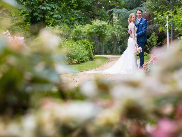 Le mariage de Julien et Julie à Hermeray, Yvelines 39