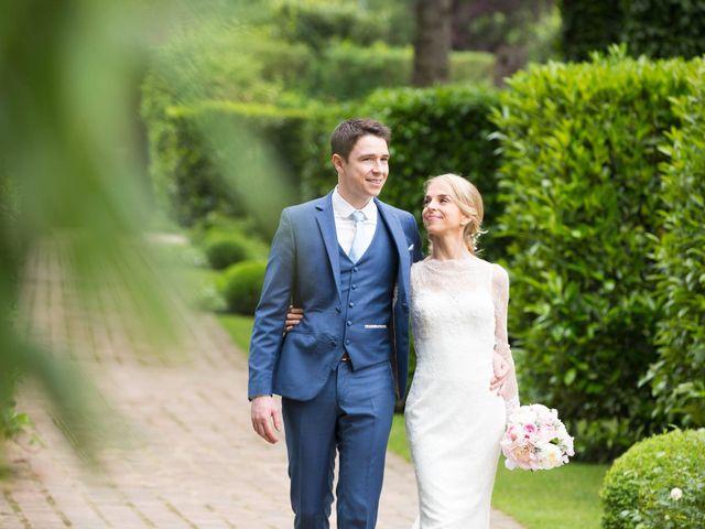 Le mariage de Julien et Julie à Hermeray, Yvelines 41