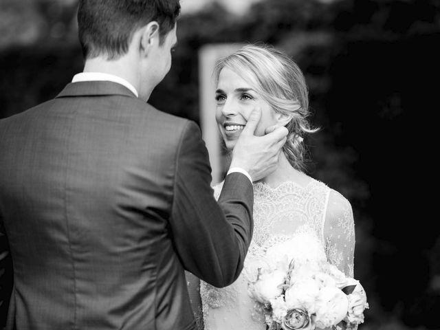 Le mariage de Julien et Julie à Hermeray, Yvelines 1