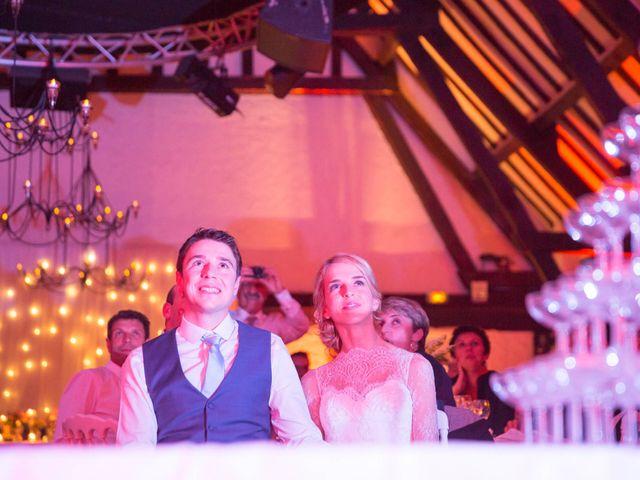 Le mariage de Julien et Julie à Hermeray, Yvelines 94
