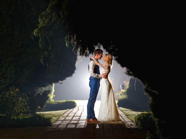 Le mariage de Julien et Julie à Hermeray, Yvelines 2